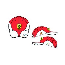 FERRARI CAP F1 TEAM ONE SIZE