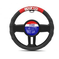 STEERING WHEEL COVER C1111 RED