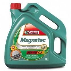 OIL CASTROL MAGNATEC  C3 5W40