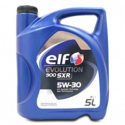 OIL ELF EVO 900SXR 5W30 5L