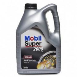 OIL MOBIL SUPER2000 X1 10W40 5