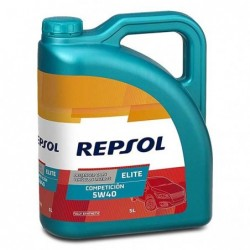 OIL REPSOL ELITE COMP 5W40 5L