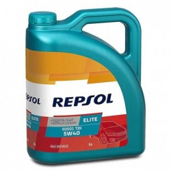 OIL REPSOL ELITE TDI 5W40 5L