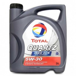 OIL TOTAL QUARTZINEO 5W30 5