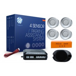 KIT SENSORES PARKING(PDC)4X...