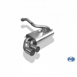 EXHAUST TUBE FOX AU010038-008