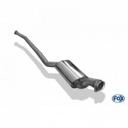 EXHAUST TUBE FOX AU010030-VSD