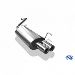 FOX EXHAUST PIPE AU013002-068