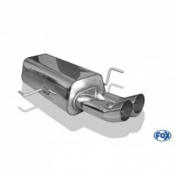 FOX EXHAUST PIPE AU013012-166