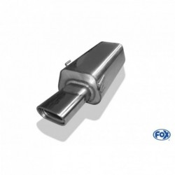 FOX EXHAUST PIPE AU013012-593