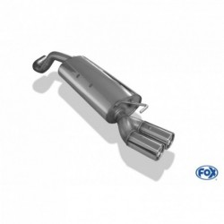 FOX EXHAUST PIPE AU050062-068