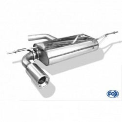 FOX EXHAUST PIPE AU051005-071