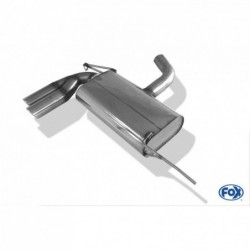 FOX EXHAUST PIPE AU051067-148