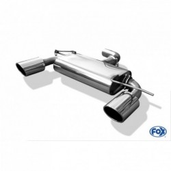 FOX EXHAUST PIPE AU051075-349