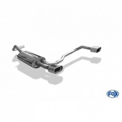FOX EXHAUST PIPE AU060064-593