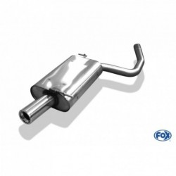 FOX EXHAUST PIPE AU061001-069