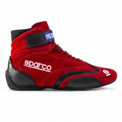 TOP RACE T 42 ANKLE BOOTS RED