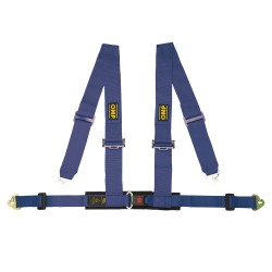 HARNESS 4 POINTS OMP BLUE ECE