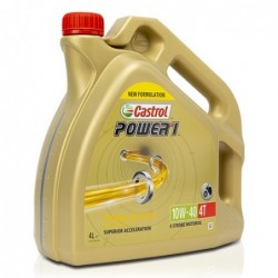 OIL CASTROL POWER1 4T 10W40 4L