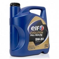 OIL ELF EVO FULLTECH 5W30 5L