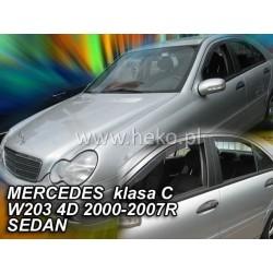 CARENADOS MERCEDES C W203...