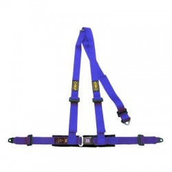 3-POINT HARNESS OMP BLUE...
