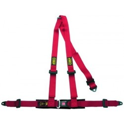 3-POINT HARNESS OMP RED ROAD 3