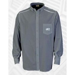 RACING SPIRIT SHIRT GRAY...