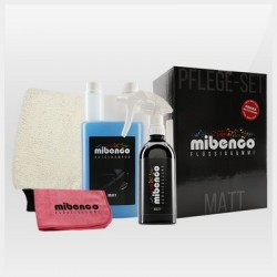 MIBENCO MATTE CARE SET 1 PIECE