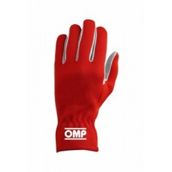 OMP RED RALLY GLOVES SIZE XL