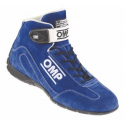 CO-DRIVER BLUE OMP BOOTS...