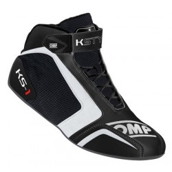 KS-1 OMP BOOTS MY2016 BLACK...