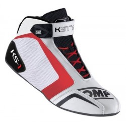 KS-1 OMP BOOTS MY2016 WHITE...