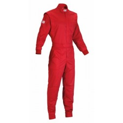 OMP SUMMER RED SUIT SIZE...