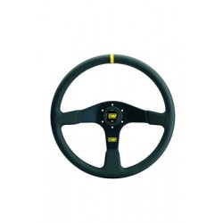 OMP BLACK SPEED STEERING WHEEL
