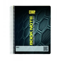 NOTEBOOK TAKE OMP 17.3X22CM