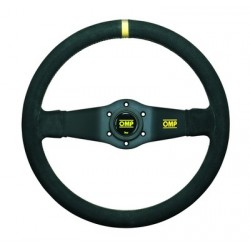 OMP RALLY LEATHER STEERING...