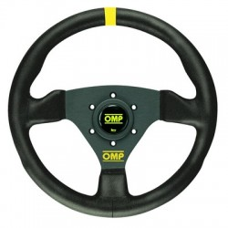 OMP TRECENTO BLACK WHEEL...