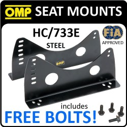 PAIR OF SUPPORTS SEAT WITH...