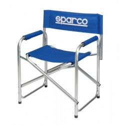 PADDOCK SPARCO BLUE CHAIR