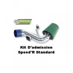 KIT ADMISION GREEN SPEED R...