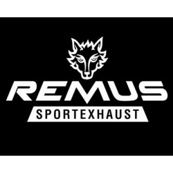 RACING EXHAUST PIPE REMUS...