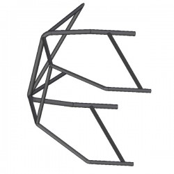 SPARCO ANTI ROLL CAGE 00723132
