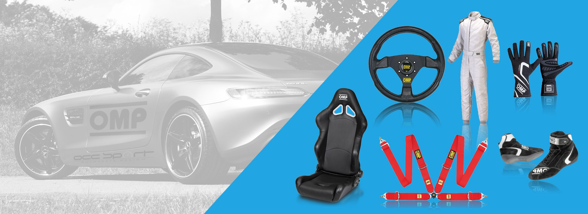 Omp OMP1033PVCBK Speed Kit Funda Asientos de Vinilo Negro