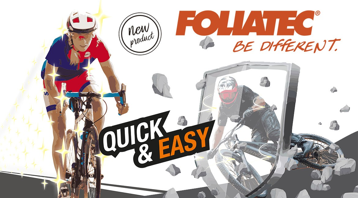 New product FOLIATEC Bike