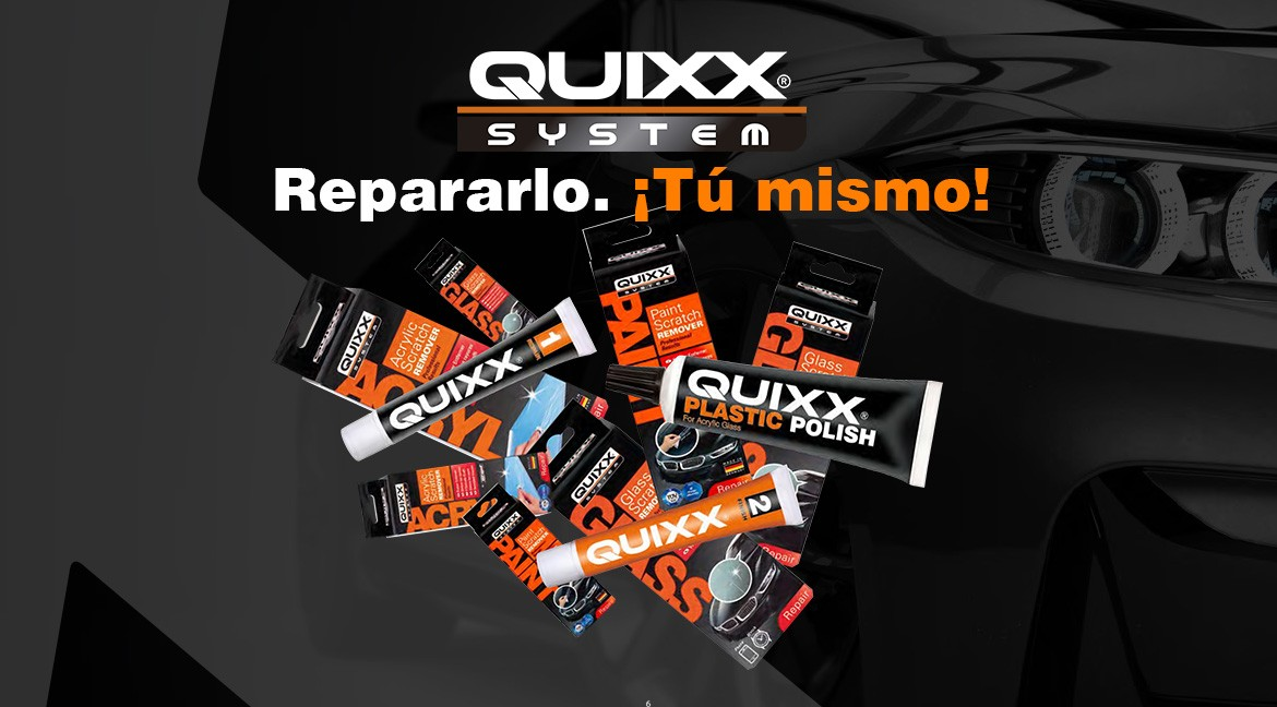 QUIXX, CAR CARE